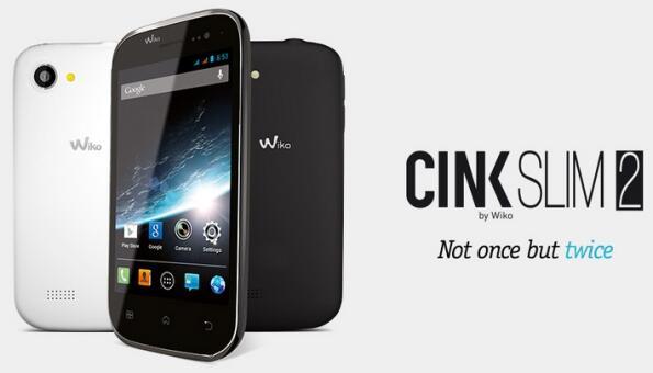 wiko cink deux