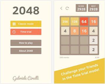 2048 vrai jeu apk android