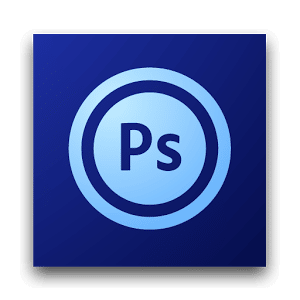 logo  Photoshop Touch for phone