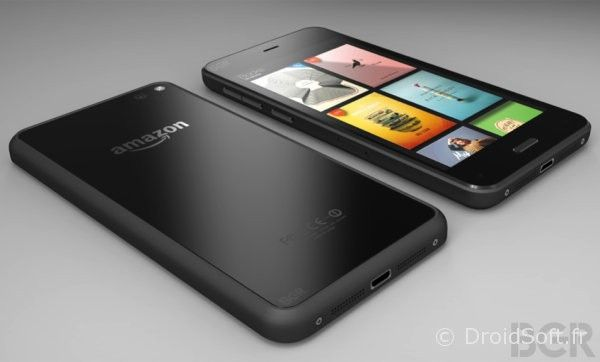 amazon fire phone smartphone android