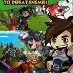 Battle Gems, Dans Battle Gems (AdventureQuest), humour et match-3 font bon ménage