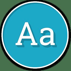 logo  Fontster