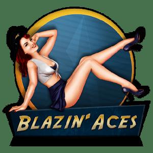 logo  Blazin' Aces