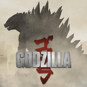logo  Godzilla - Smash3
