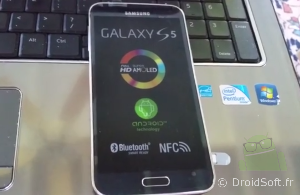galaxy s5 active video