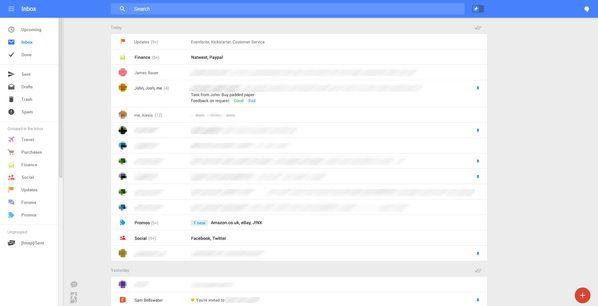 gmail maj