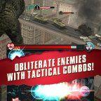 Godzilla - Smash3, Godzilla – Smash3 : Le deuxième jeu officiel du film est un match-3