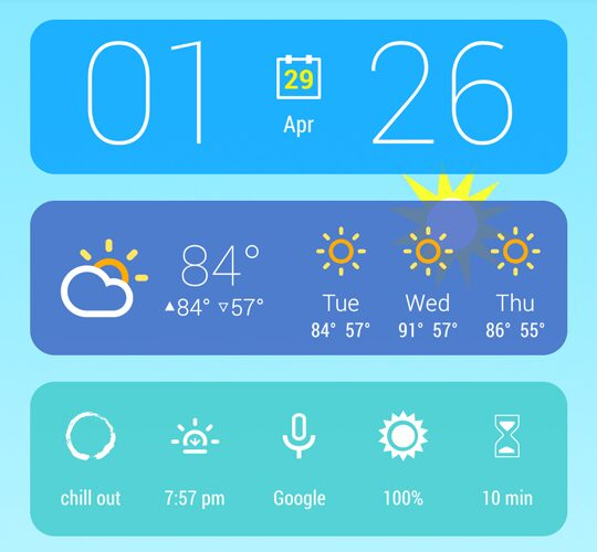 hd widgets 4 apk android