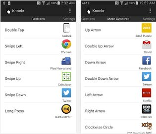 knockr android apk app