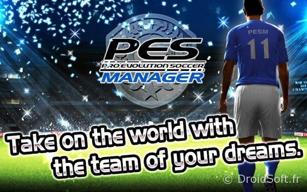 pes manager 2 android
