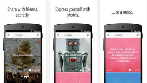 secret android reseau social apk