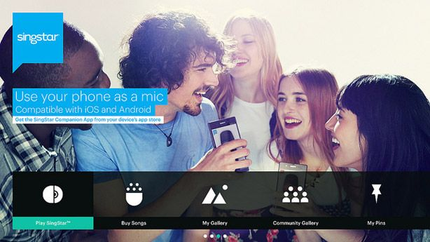 singstar android