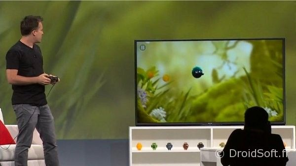 AndroidTV jeux