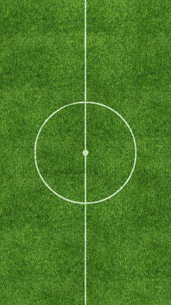 Center Football Pitch Wallpapers for Galaxy S5