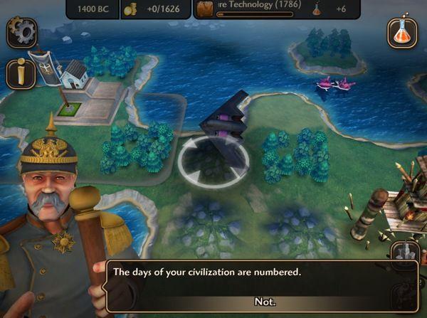 Civilization Revolution 2 seid meier android 3
