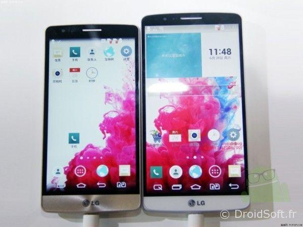 android lg g3 vs G3 beat mini