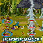 Angry Birds Epic, Angry Birds Epic : Le RPG de Rovio est disponible sur Android