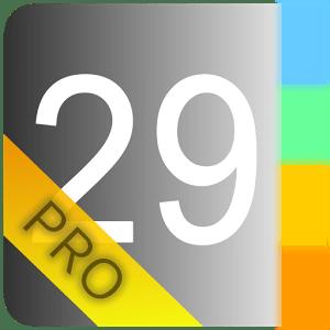 logo  Clean Calendar Widget Pro