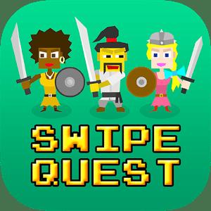 logo  Swipe Quest