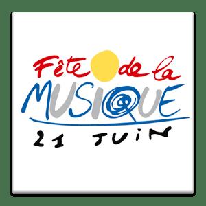 logo  Fête de la Musique 2014