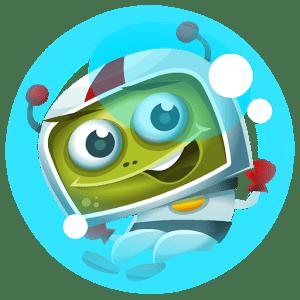 logo  Hubble Bubbles