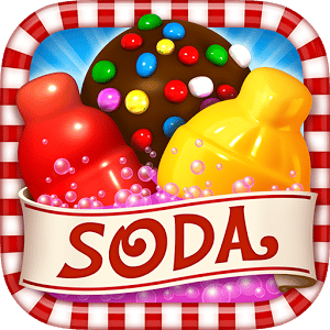 logo  Candy Crush Soda Saga