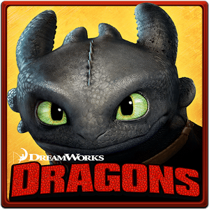logo  Dragons: L'Envol de Beurk
