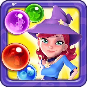 logo  Bubble Witch Saga 2