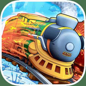 logo  Train Town: Build & Explore