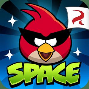 logo  Angry Birds Space Premium