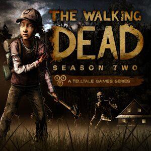 logo  The Walking Dead: Season Two