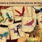 Dragons : L'Envol de Beurk, Dragons : L'Envol de Beurk : un jeu de gestion inspiré des films