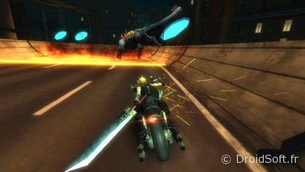 final fantasy 7 g bike hd android ios