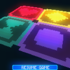 GlowGrid, GlowGrid : Un jeu de réflexion rétro et coloré sur Android