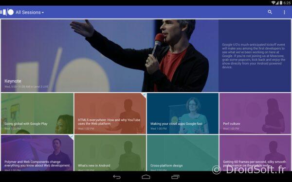 google i o 2014 app apk