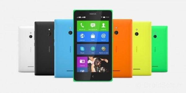 nokia xl android pas cher 130 euros