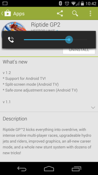 riptide gp 2 android TV