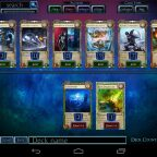 SolForge, SolForge : un jeu de cartes par les créateurs de Magic en bêta sur Android