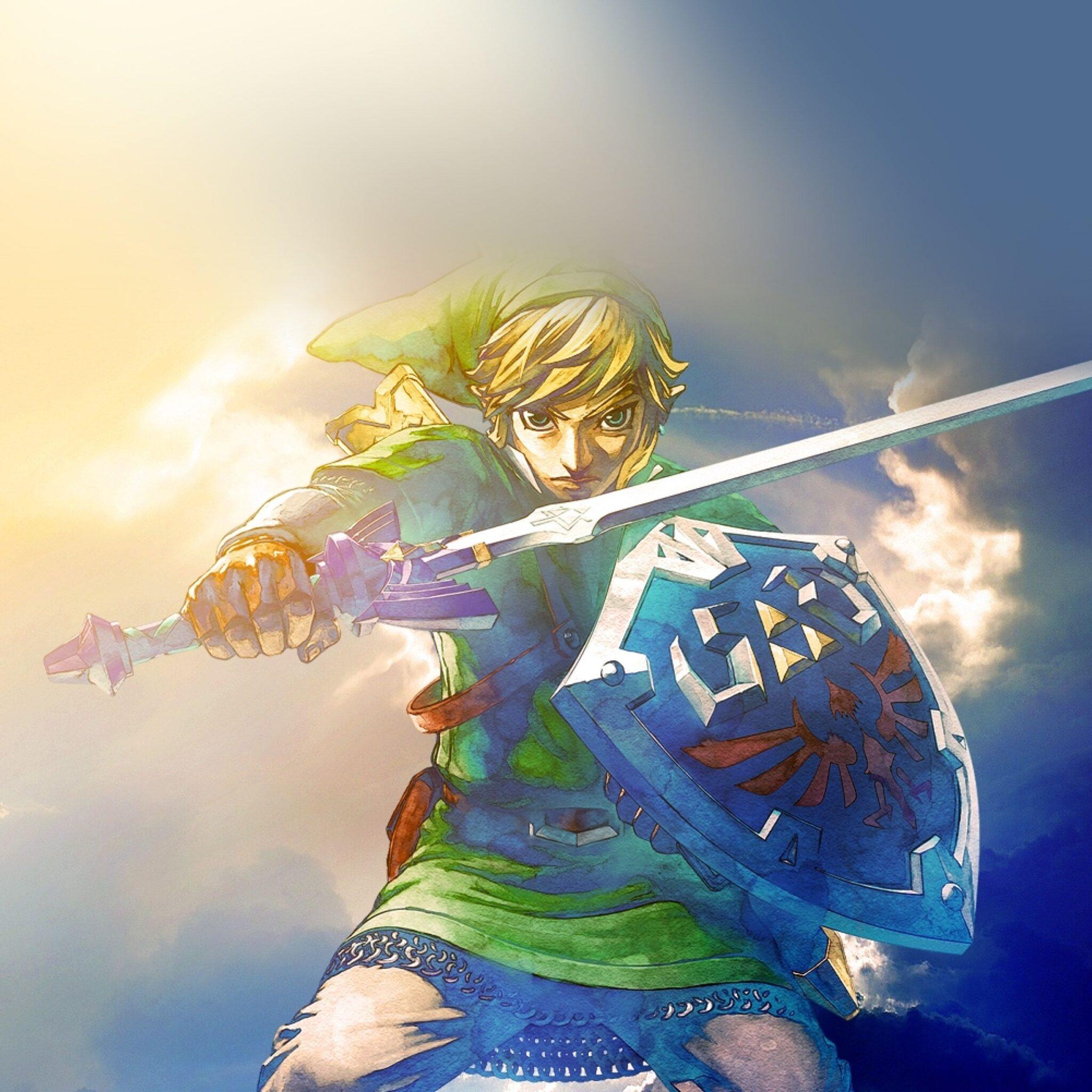 Zelda fond d 39 cran android for Fond ecran pour android