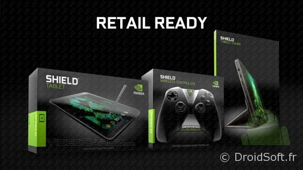 NVIDIA-SHIELD-Tablet androida
