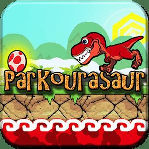 logo  Parkourasaur