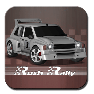 logo  Rush Rally
