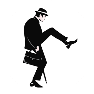logo  The Ministry of Silly Walks