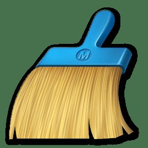 logo  Clean Master (effacer cache)