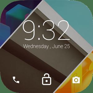logo  Android L LockScreen