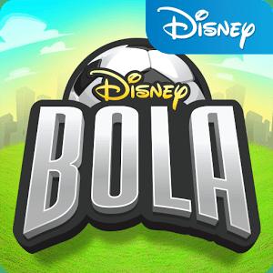 logo  Disney Bola Soccer