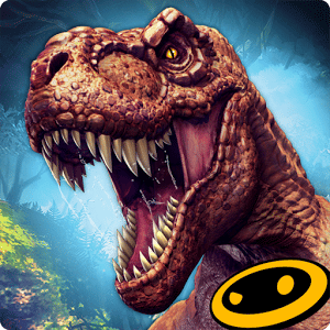 logo  DINO HUNTER: DEADLY SHORES