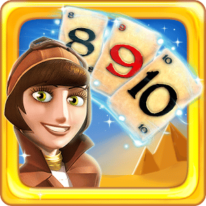 pyramid solitaire saga online