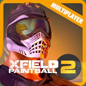 logo  XField Paintball 2 Multiplayer