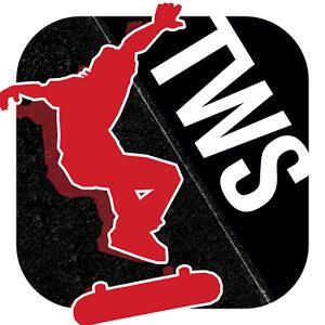 logo  Transworld Endless Skater